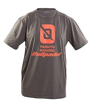 Bullpadel Camiseta Paquito Navarro: Amazon.es: Deportes y aire libre