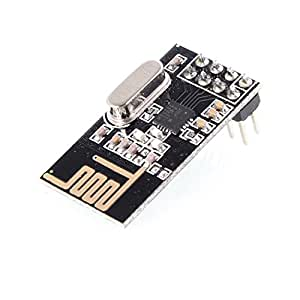 Neuftech® NRF24L01 + 2.4G módulo Transceptor de comunicación Wireless inalámbrico para arduino