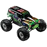 TRAXXAS Traxxas Grave Digger 1/16 Scale Electric RC Remote Control Monster Truck