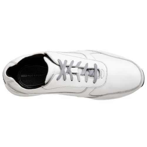 Rock Port by adidas tactrino White apm2817 W cuir Baskets Chaussures BLANC