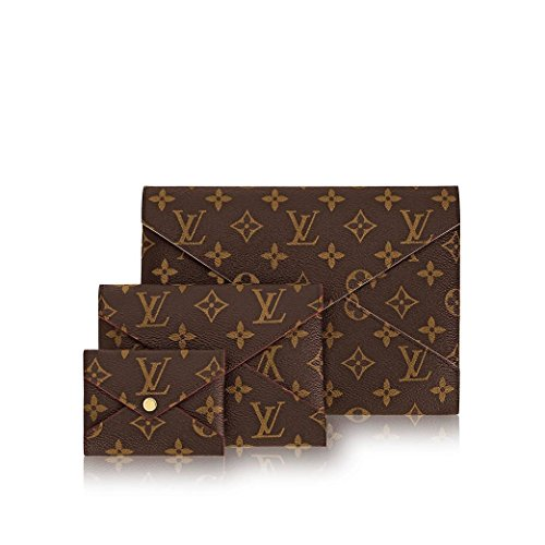 Louis Vuitton Pochette Kirigami Monogram Canvas M62034