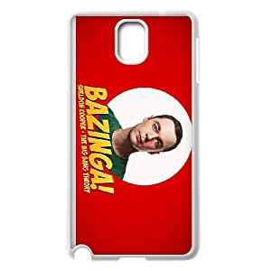 Bazinga Samsung Galaxy Note 3 Cell Phone Case White as a gift Y4613395