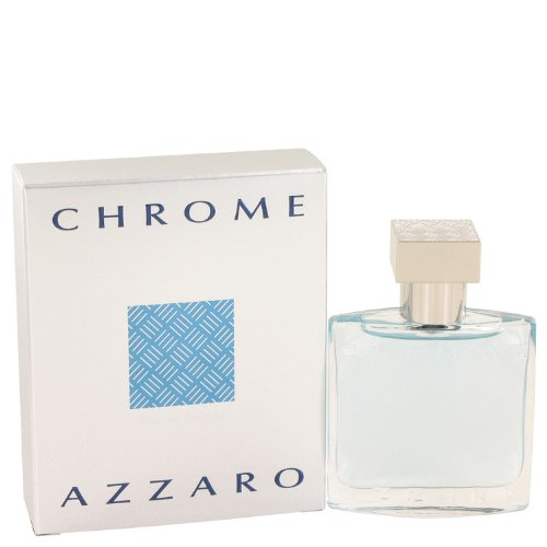 - Azzarð Chròme Cölogne For Men 1 oz Eau De Toilette Spray + FREE Shower Gel