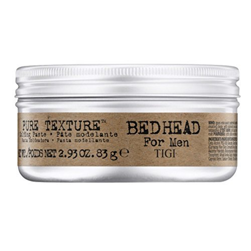 Styling by TIGI Bed Head For Men Pure Texture Molding Paste 83g by Bed Head