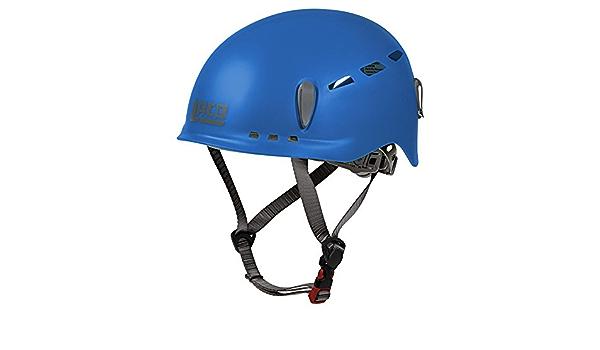 LACD Casco de escalada Protector 2.0 – Casco para escalada y escalada, color azul
