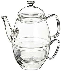Amazon Com Teaposy Charme Gift Set With Blooming Teas