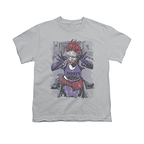 Sons of Gotham Jokers Daughter Youth T-Shirt XL