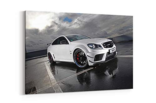 (2012 Vath Mercedes Benz V 63 Coupe Supercharged Tuning E - Canvas Wall Art Gallery Wrapped 12