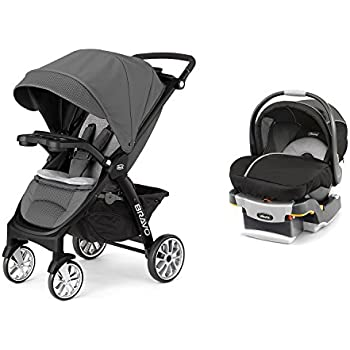 chicco bravo le travel system silhouette baby. Black Bedroom Furniture Sets. Home Design Ideas