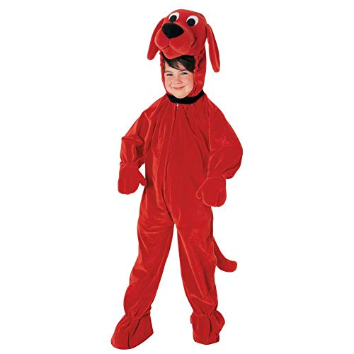 Clifford Dog Halloween Costume (Rubie's Costume Co Clifford Big Red Dog Costume, Small,)