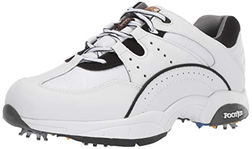 FootJoy Men's Sneaker Golf Shoes White 7.5 M - Golf 2013 Shoes