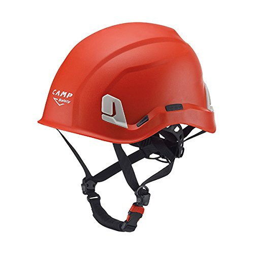 CAMP Ares ANSI Certified Work and Rescue Red Helmet 2017 by CAMP Safety