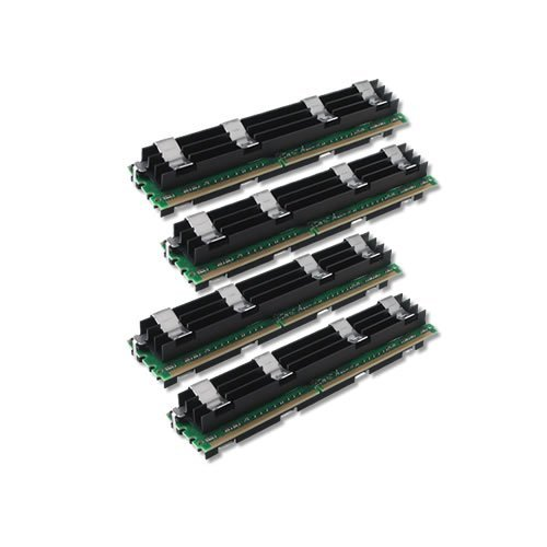 8GB Kit (4x2GB) DDR2 Fully Buffered Memory PC2-5300 667MHz (DDR2-667) FB DIMM for 2006, 2007 Apple Mac Pro (Apple P/N MA686G/A X2)