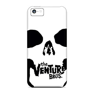 Quality DeannaTodd Cases Covers With Venture Bros Logo Nice Appearance Compatible With Iphone 5c
