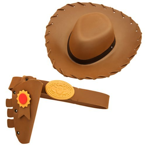 Disney Toy Story 3 Woody Costume Accessory Set for Boys]()