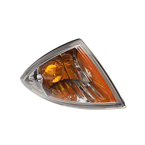 CarPartsDepot 00-02 CHEVY CAVALIER LS Z24 SPORT RIGHT R/H CORNER TURN SIGNAL LIGHT LAMP NEW 01