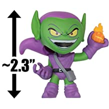 "Green Goblin: ~2.3"" Marvel x Funko Mystery Minis Vinyl Mini-Bobble Head Figure Series"