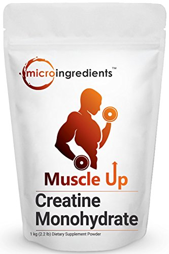 Universal Micronized Creatine Powder (Premium Pure Creatine Powder, 1 Kg/2.2 lb)