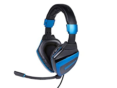 Monoprice 7.1 Dolby Digital Amplified Gaming Headset for Xbox 360, PS3 and PC (109770)
