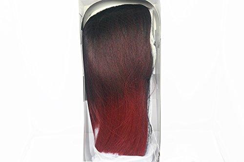 Bobbi Boss Synthetic Lace Front Wig MLF136 Yara (TT1B/BUG)]()