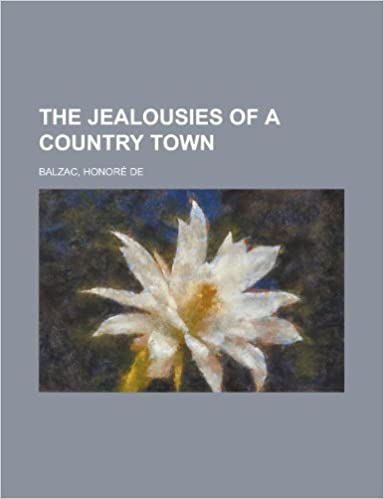 Book The Jealousies of a Country Town