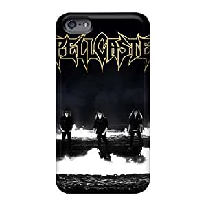 Apple Iphone 6s YCt582ZAxn Custom Trendy Manowar Band Pictures Protective Hard Phone Cover -CalvinDoucet