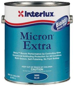 Interlux Y5963/QT Micron Extra Antifouling Paint - Black, (Biolux Antifouling Bottom Paint)