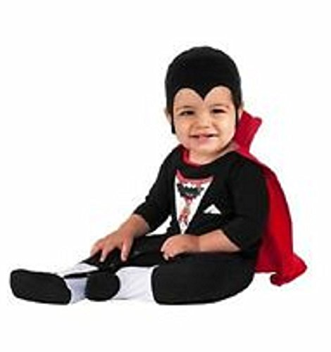 Rubie's Lil' Movers Vampire Costume 6-12 Months (Lil Vampire Costume)