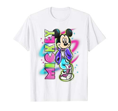 Disney Mickey Mouse Airbrush T-Shirt