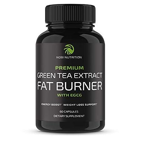 Health Shopping Nobi Nutrition Green Tea Fat Burner – Green Tea Extract