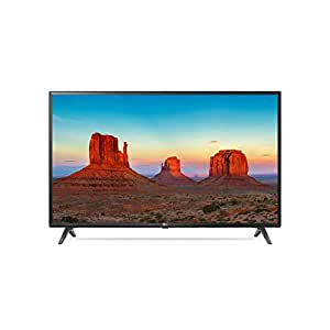 LG 43 Inch LED TV Ultra HD 4K Smart Webos With Built-In 4K Receiver- 43Uk6300