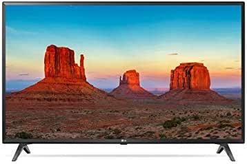 LG 43 Inch Ultra HD 4K Smart WebOS LED TV- 43UK6300PVB