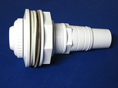 Above Ground Swimming Pool Filter Wall Return Jet Complete Gasket, Fitting Parts