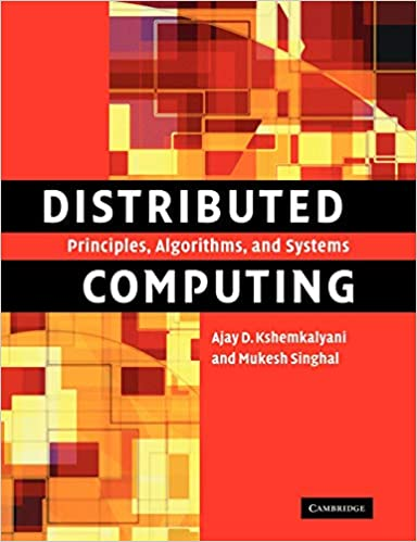 Computing pdf distributed book