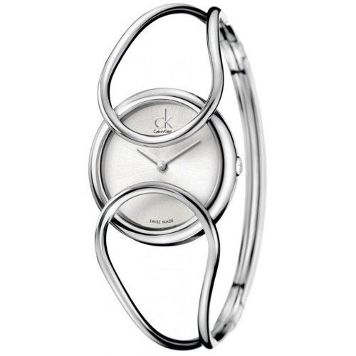 Calvin Klein ck Inclined Bangle Ladies Watch K4C2M116