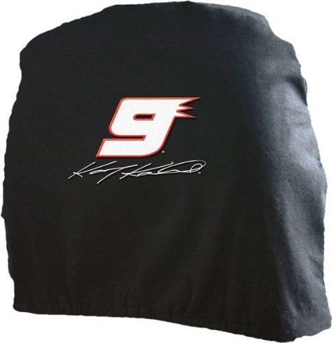 NASCAR Driver Kasey Kahne #9 Auto Headrest Covers