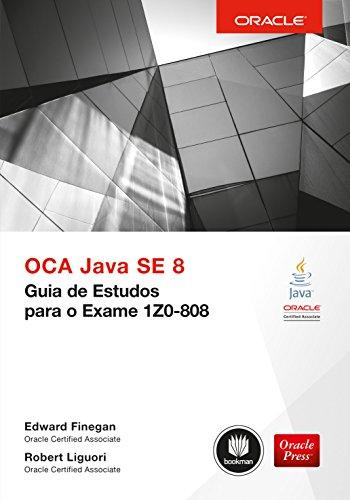OCA Java SE Estudos 1Z0 808 ebook