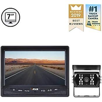 Amazon com: Rear View Safety Wireless Backup Camera System