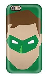 sandra hedges Stern's Shop Fashion Tpu Case For Iphone 6- Green Lantern Defender Case Cover 1593646K48070125