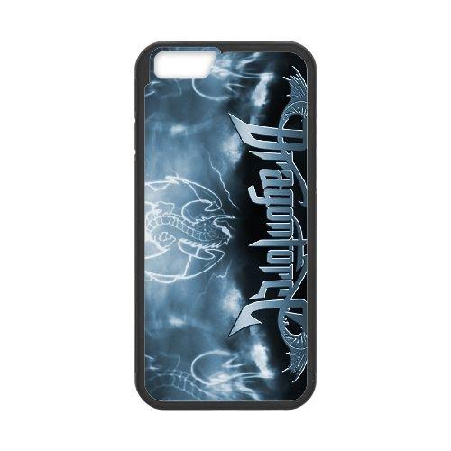 Dragonforce 009 coque iPhone 6 4.7 Inch Housse téléphone Noir de couverture de cas coque EOKXLLNCD19070