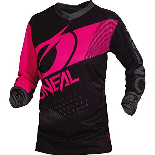 O'Neal Racing Element Wild Boy's Off-Road Motorcycle Jersey - Black/Multi/Large