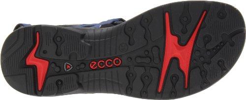 Ecco - Zapatos de pulsera para mujer Azul (MEDIEVAL/WILD DOVE57807)