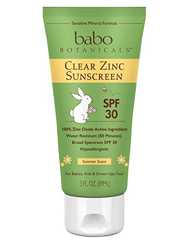 All Natural Sunscreen For Babies - 7