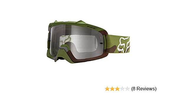 Motocross Dirtbike MX Kids Riding Gear Fox Racing Air Space Camo Youth Goggle