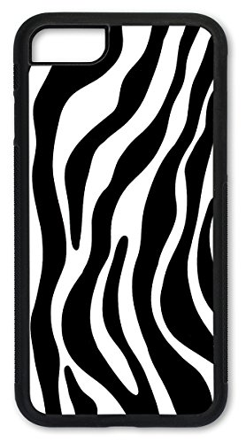 iPhone 7 Plus Case, iPhone 8 Plus Case, Slim Fit Shell Hard Plastic Full Protective Cover Case for Apple iPhone 7 Plus/iPhone 8 Plus - Zebra Print Switch Plate