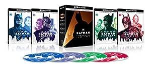 Batman 4 Film Collection (4KUHD) [Blu-ray]