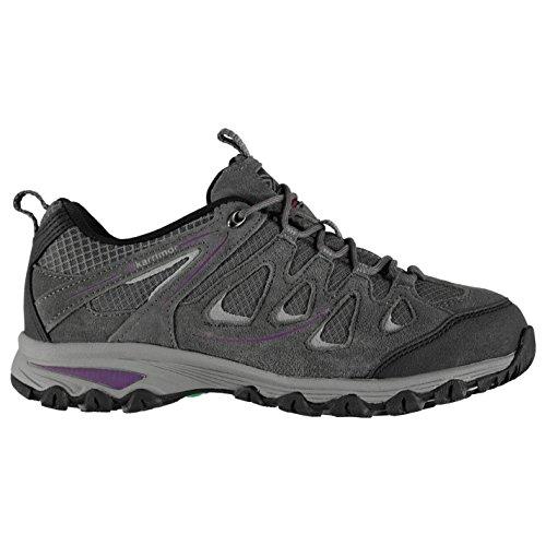 Womens Walking Karrimor Charcoal Shoes Summit Waterproof Non Bqxd8wx