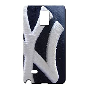 samsung note 4 Attractive Customized Hd phone cover skin ny yankees