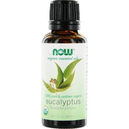 NOW Foods Organic Essential Eucalyptus