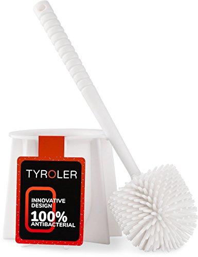 Antibacterial Toilet Brush SetBathroom,Cleaning Toilet Bowl